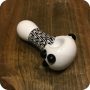 Psychedelic Snoopy Glass Spoon Pipe