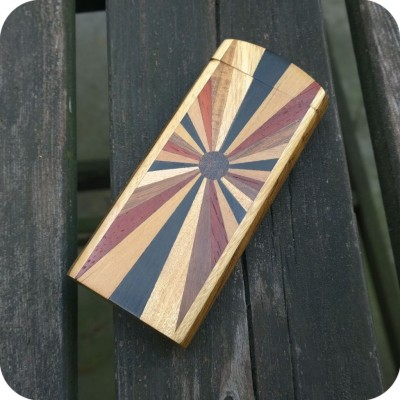 American Made Wooden Dugout