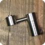 14' - 18' mm Male Titanium Sidearm Domeless Nail