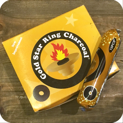 Gold Star Charcoal Pack