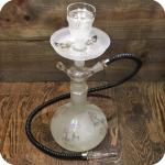 Mushroom Glass Hookah