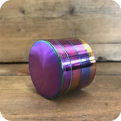 Medium Rainbow Zinc Grinder
