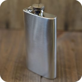 tall stainless steel flasks