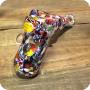 Multi-Colored Hammer