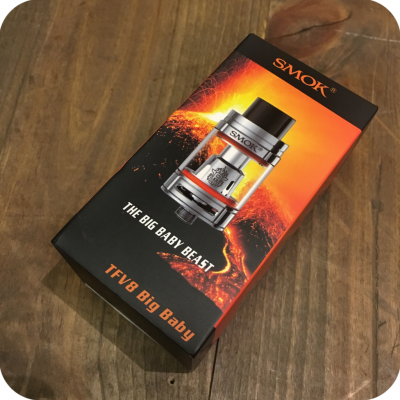 Smok The Big Baby Beast TFV8 Big Baby