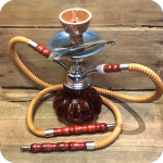 Small Glass Hookah
