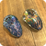 Rounded Short Fumed Pipes