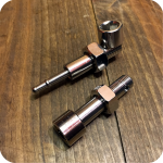 Nut and Bolt Detachable Smoking Pipe