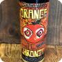 Orange Chronic Pipe Cleaner Fluid