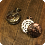 Pocket Watch Grinder