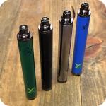 Exxus Spinner V2 1600mah Vape Battery