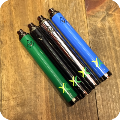 Exxus Spinner V2 1600mah Vape Battery