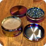 X-Large Zinc Grinder