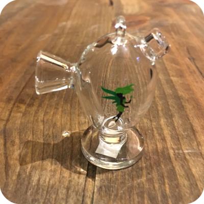 Glass Green Fairy
