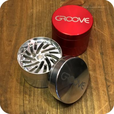 Large Groove Grinder