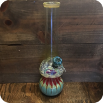Large Colorful Water Pipe