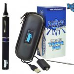 New from Juicy Jay's is their vapor pen the Juicy Juicifier! Each kit comes with a Stok V3 battery, USB charger, color matching zip-up case and stir stick.