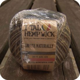 I-Tal 100 ft Hempwick Ball