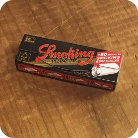 "Smoking Deluxe 2.0 1 1/4"" Papers Tips Included"