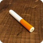 short Ceramic Cigarette bat