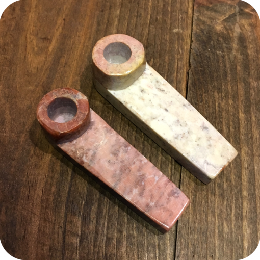 Simple Stone Pipe