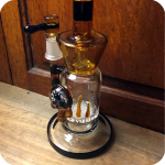Honey Bee Honeycomb Oil Rig