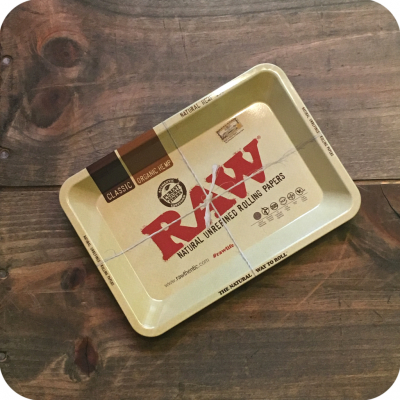 Small Raw Rolling Tray